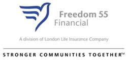 Freedom 55 Financial logo