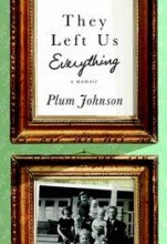 Plum Johnson book cover image