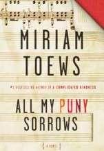 Miriam Toews book cover image