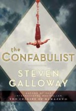 Steven Galloway book cover image