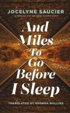 Jocelyne Saucier book cover image