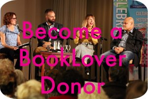 Become a BookLover Donor