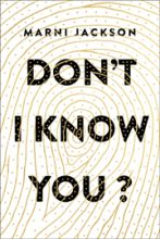 Marni Jackson book cover image