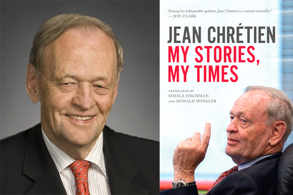 An Evning with Jean Chrétien