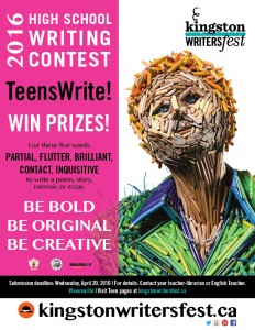 international creative writing contests 2012