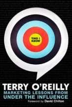 Terry O'Reilly book cover image