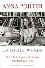 Anna Porter book cover image