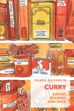 Naben Ruthnum book cover image