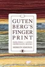 Merilyn Simonds book cover image