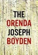 Joseph Boyden book cover image