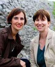 Gina Buonaguro and Janice Kirk picture
