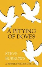 Steve Burrows book cover image