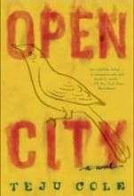 Teju Cole book cover image
