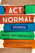 Greg Hollingshead book cover image