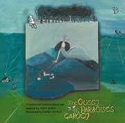 The Queen of Paradise's Garden by Andy Jones
