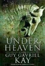 Guy Gavriel Kay book cover image