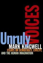 Mark Kingwell book cover image