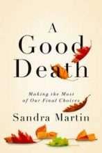 Sandra Martin book cover image