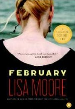 Lisa Moore book cover image