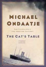 Michael Ondaatje book cover image