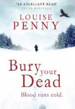 Louise Penny book cover image