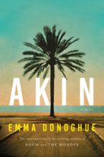 Emma Donoghue book cover image