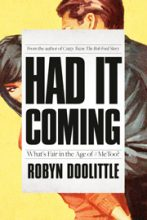 Robyn Doolittle book cover image