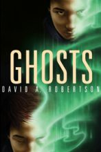 David Alexander Robertson book cover image
