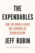 Jeff Rubin book cover image