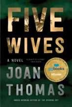 Joan Thomas book cover image