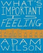 Adam Wilson book cover image