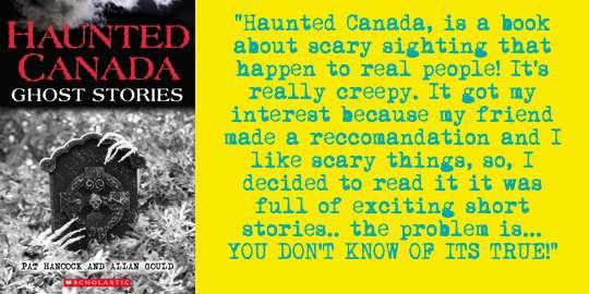 x Haunted Canada